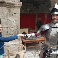 Every Day November 2017 Medieval Kotor Living History 14