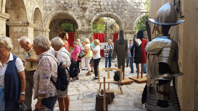 Every Day November 2017 Medieval Kotor Living History 23