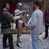 Every Day November 2017 Medieval Kotor Living History 5