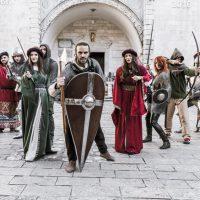 Medieval Kotor Living History Montenegro 27