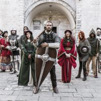 Medieval Kotor Living History Montenegro 28
