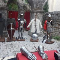 Every Day November 2017 Medieval Kotor Living History 16