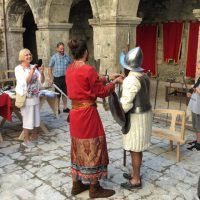 Every Day November 2017 Medieval Kotor Living History 20